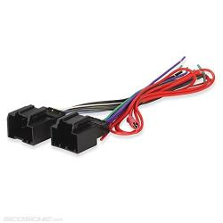 Scosche Gm40b 2006-up General Motors Harness With Accessory