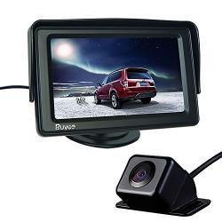 Buyee Car Rear View Kit 4.3 Tft Lcd Monitor + Car Reversing