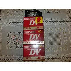 Si buscas Maxell 298022 60 Minute Digital Mini Video Camcorder Tape - puedes comprarlo con IN EXCELSIS NET está en venta al mejor precio