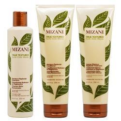 Si buscas Mizani True Textures Moisture Replenish Shampoo & Conditione puedes comprarlo con IN EXCELSIS NET está en venta al mejor precio