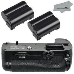 Si buscas Nixxell Nx-nbgd7100 Premium Replacement Battery Grip For Nik puedes comprarlo con IN EXCELSIS NET está en venta al mejor precio