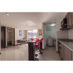 Apto 2 habs / 1 baño / en moderno edificio de Pereira / great deal !