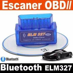 Escaner OBD 2 Bluetooth