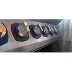 Estufa cocina profesional gama electrica electrolux