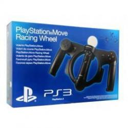 Timón Move Racing Wheel - PS3