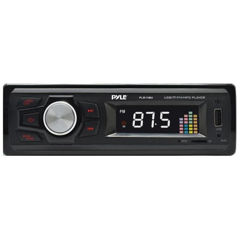 Si buscas Pyle Plr11mu Auto Estereo Usb Slot Sd Radio Fm Mp3 4 X 60w puedes comprarlo con PHOTOSTORE está en venta al mejor precio