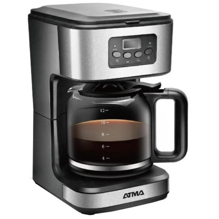 Si buscas Atma Ca8182 Cafetera Digital Programable 1.8 Litros Reloj puedes comprarlo con PHOTOSTORE está en venta al mejor precio