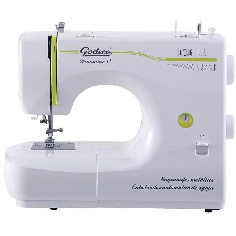 Si buscas Maquina Coser Godeco Dinamica 2 Enhebrador Automatico Ojal! puedes comprarlo con PHOTOSTORE está en venta al mejor precio