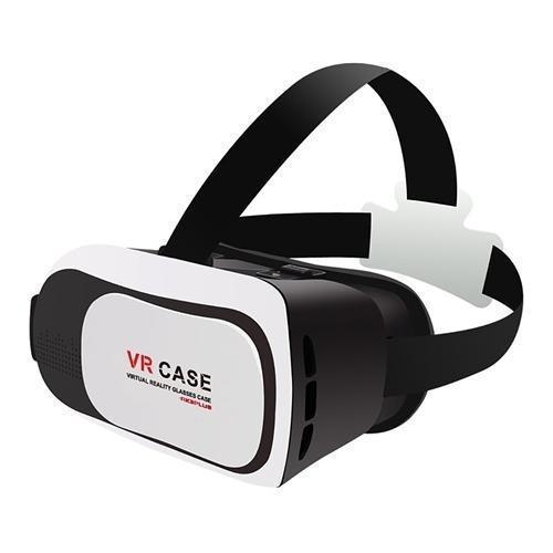 Lente Realidad Virtual Vr Box Juegos Pelis 3d Android Iphone En