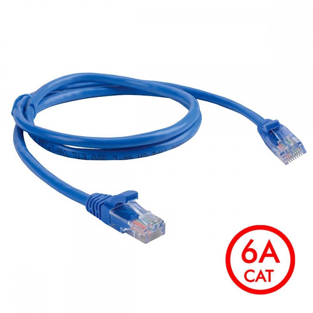 Si buscas ¡ Patch Cord Cat 6a U/utp Powest 3ft (1m) Azul Nicomar !! puedes comprarlo con APRECIOSDEREMATE está en venta al mejor precio