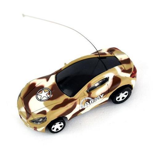 Mini Carro Juguete A Control Remoto Granada Mc98 De Pilas En