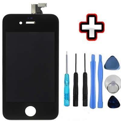 Si buscas Pantalla Iphone 4s Touch + Digitalizador En Blanco Y Negro puedes comprarlo con ROMECORD está en venta al mejor precio