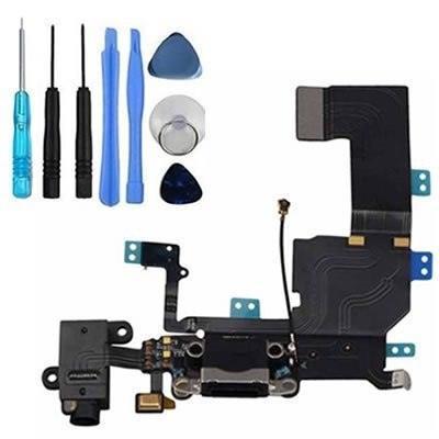 Si buscas Flex Centro De Carga Original Jack Audio Micrófono Iphone 5c puedes comprarlo con ROMECORD está en venta al mejor precio
