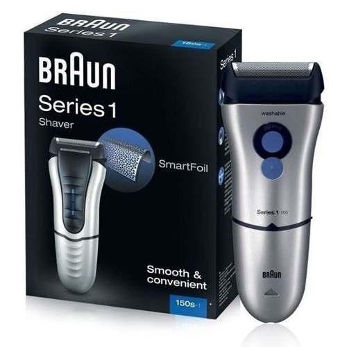 Afeitadora Braun Serie 1 150s 03893   Fernapet en Maipú 412929f1152e