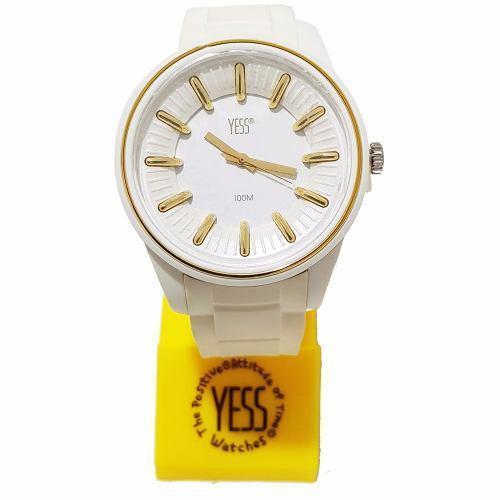 97d2ede23243 Reloj Yess Dama Analogo Pulsera Acero 11561   Fernapet en Maipú ...