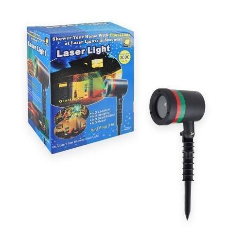 306a8408c0c Proyector Led Laser Start Motion Luces Navidad   R4376 en Santiago ...