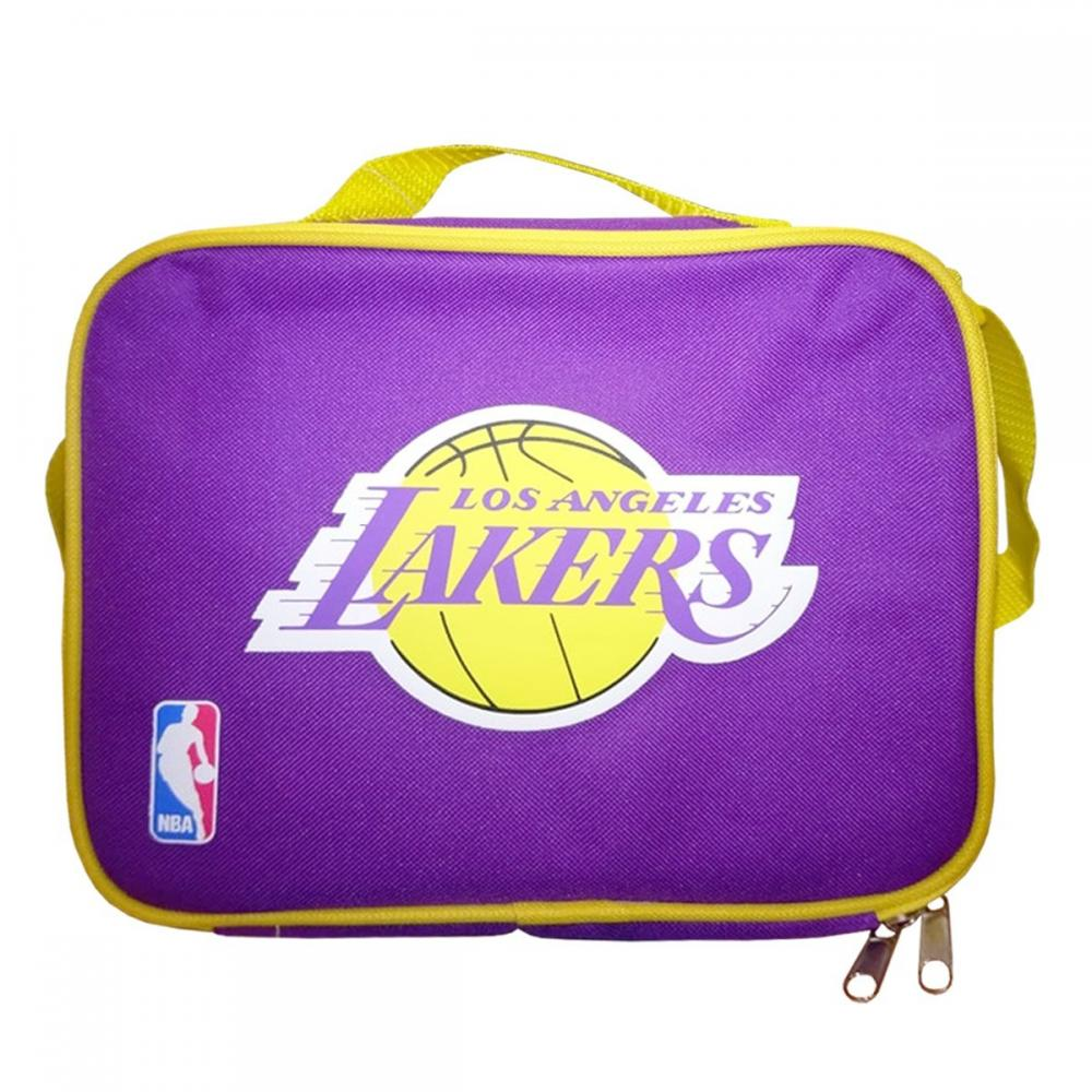 Lunchera Bolso Infantil Los Angeles Lakers - El Rey en Tres Cruces ... a28c238cb35b3