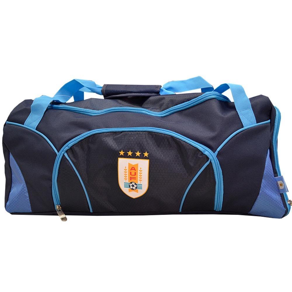 Bolso Uruguay Buceo Fútbol Viaje Grande Celeste en Mochila Deportiva BBwrAfq