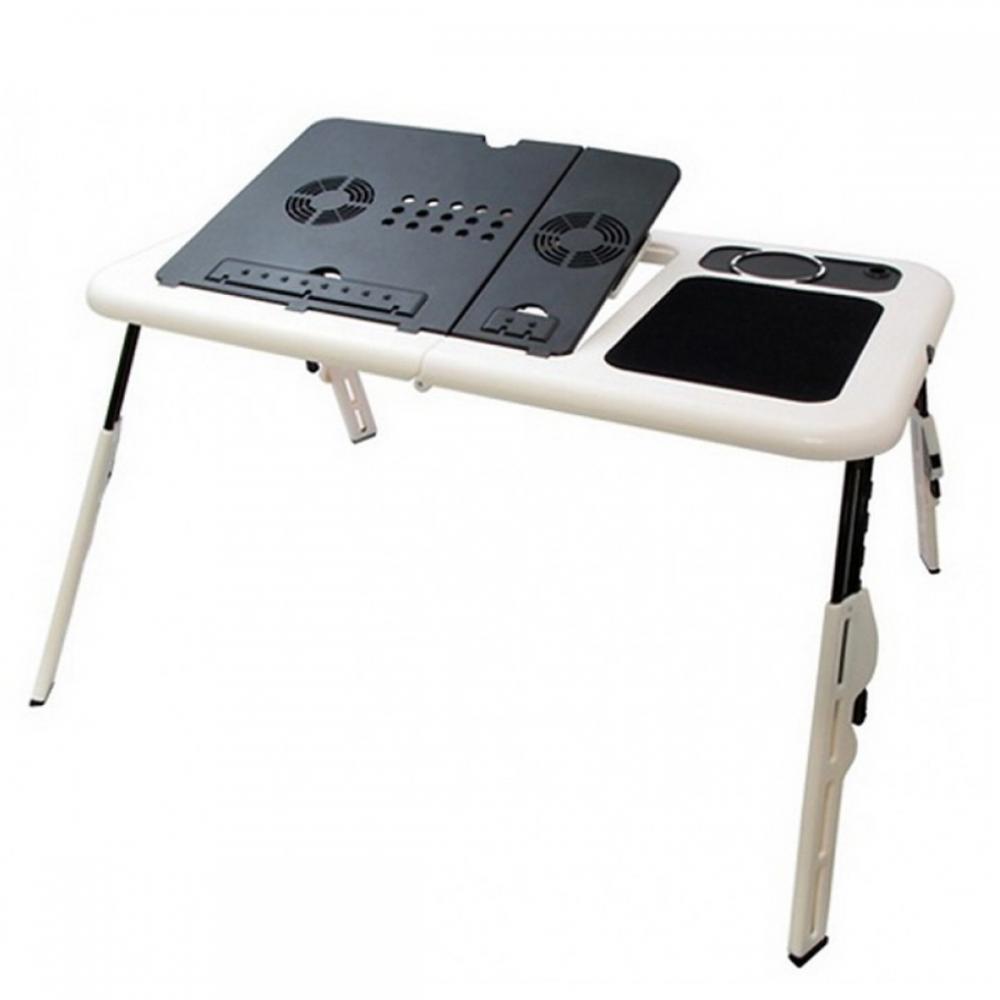 Si buscas Mesa Plegable Para Notebook Y Netbook Con Fan Cooler Oferta puedes comprarlo con ELECTROVENTAS ONLINE está en venta al mejor precio