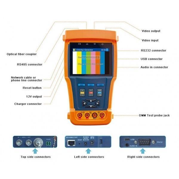 Si buscas Tester Para Sistemas Cctv Dt-n95 Solo En Dracma Store! puedes comprarlo con DRACMA STORE está en venta al mejor precio