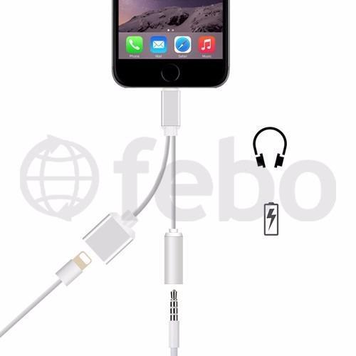 be07ca6e962 Cargador Usb Pared + Cable Iphone 5 6 7 8 X Plus Vip 2m Febo en ...