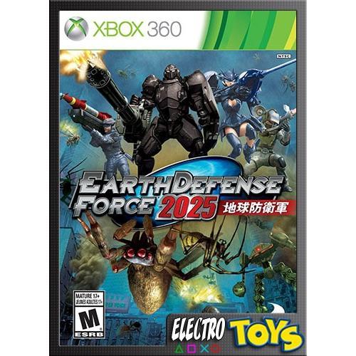 Si buscas Xbox Earth Defense Force 2025 Fisico Nuevo Y Sellado puedes comprarlo con ELECTROTOYS BOGOTA está en venta al mejor precio