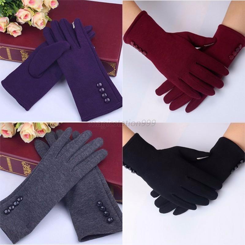 Guantes para frio elegantes forrados dama mujer táctil color en buga jpg  800x800 Táctil guantes para f162b296966