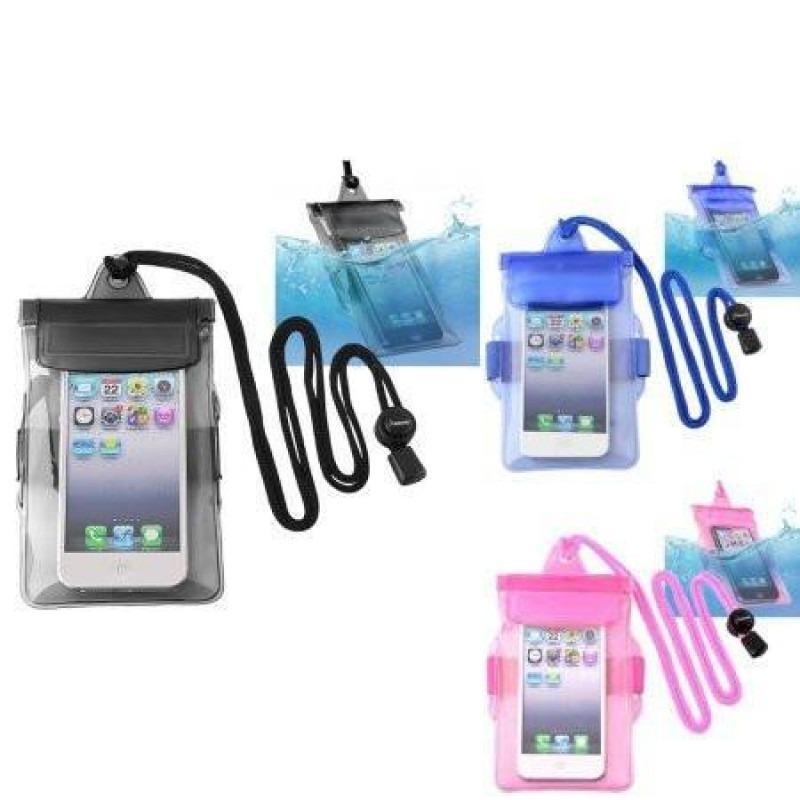 4302a78b868 Forro Protector Bolsa Para Celulares Sumergible En Agua 5 en ...