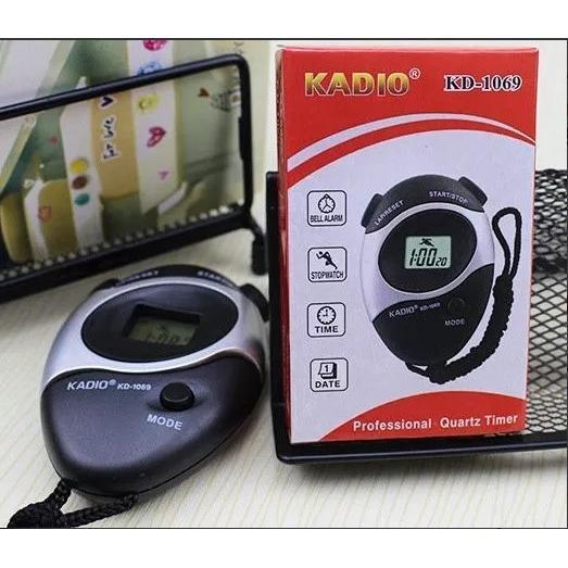Boutique en ligne 2abf1 88ce7 Reloj Cronometro Digital Kadio Kd-1069 Alarma Calendario