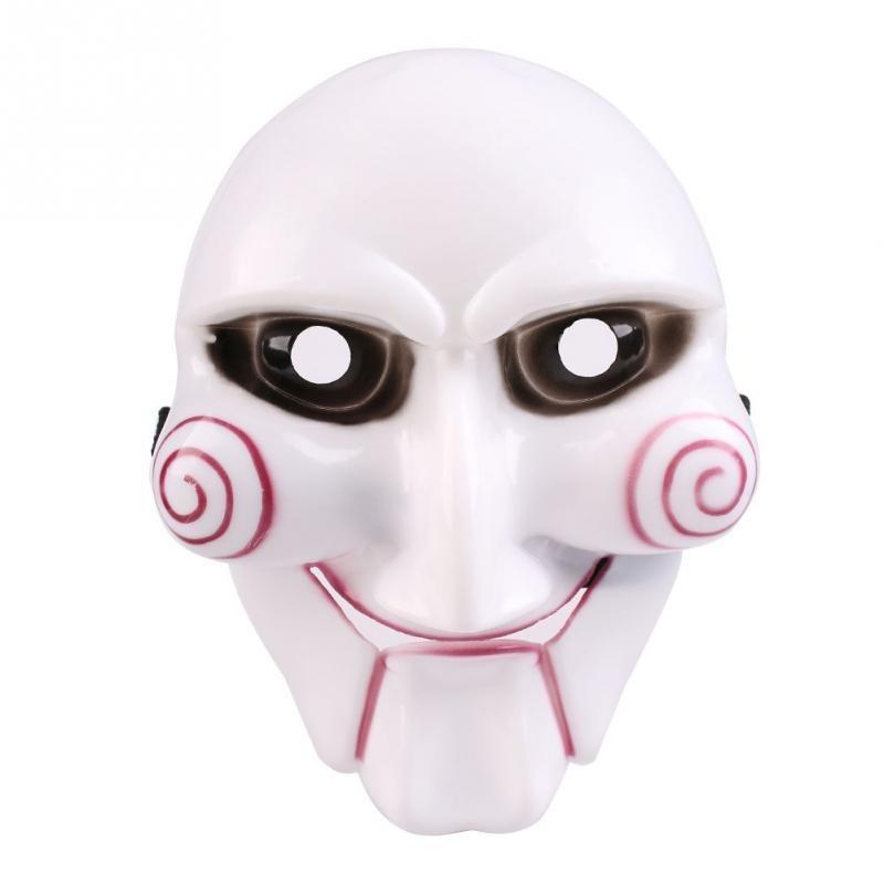 12 Mascaras Saw Halloween Terror Fiestas Mayor Dental En Medellin - Mascaras-de-halloween-de-terror