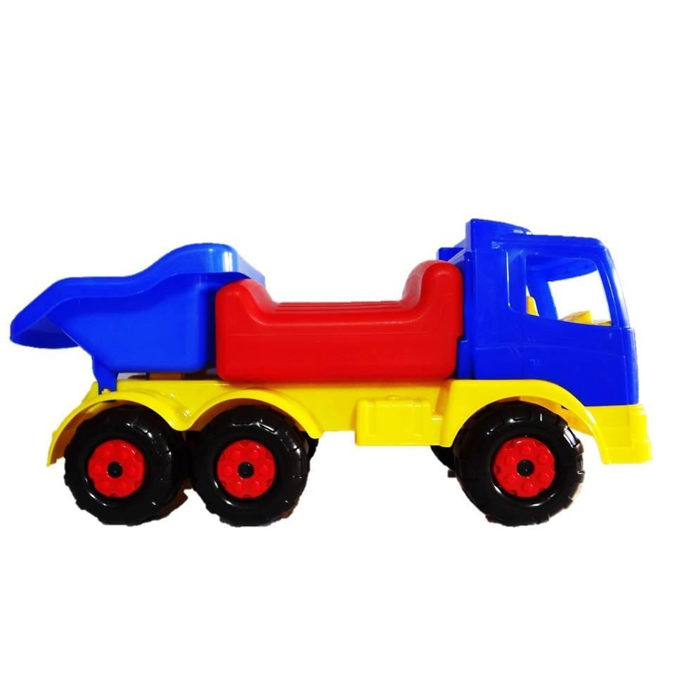Carro Montable Boy Toys Truck Volqueta Juguete Nino En Medellin