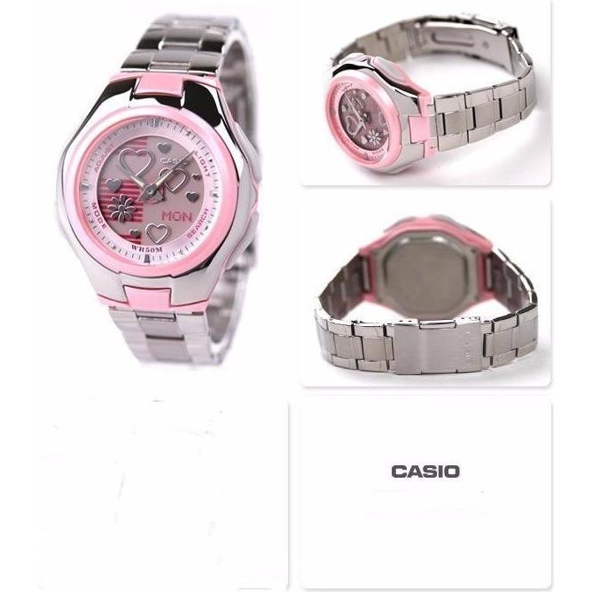 a6916538587e Reloj Casio Mujer Lcf-10d-4avdr en Medellín