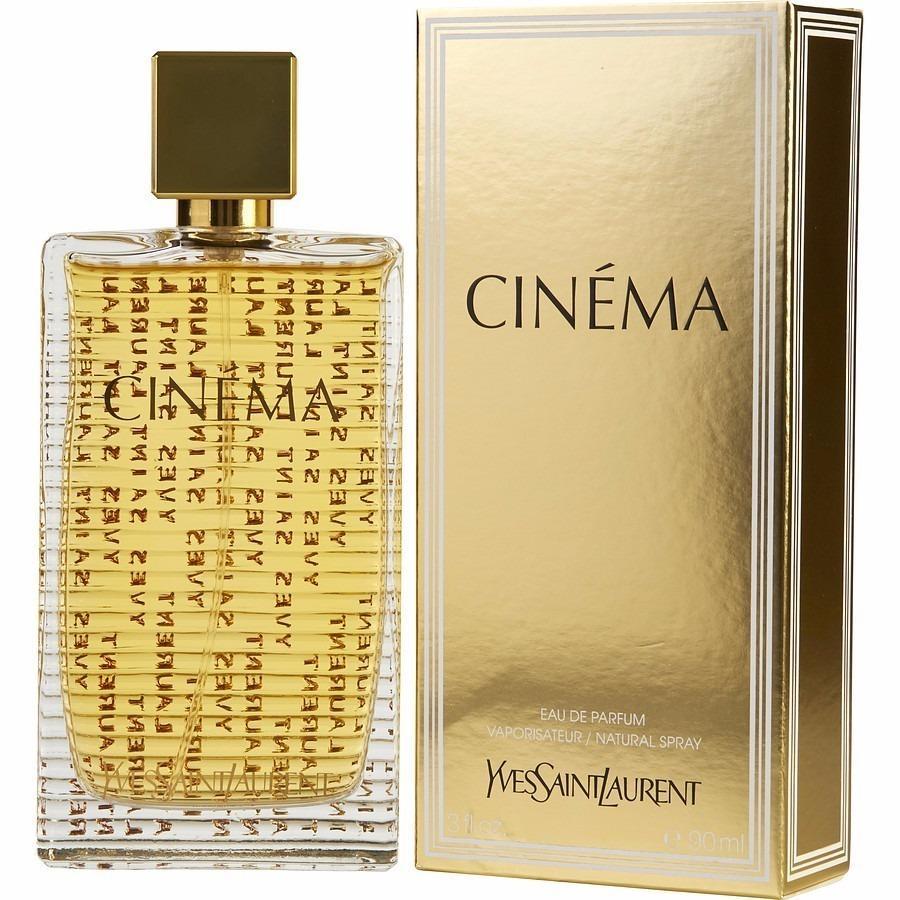 Perfume Cinema Yves Saint Laurent 90ml Original Envio Gratis En