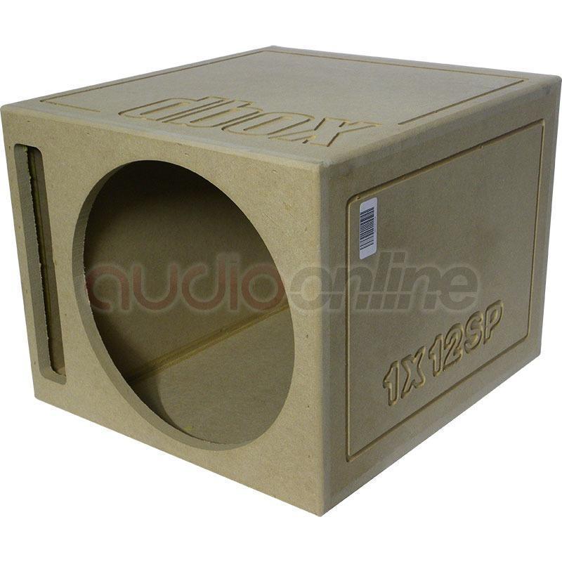 Si buscas Cajón Dbox 1x12sp Para Subwoofer De 12 Pulgadas. puedes comprarlo con GRUPO_ONLINE está en venta al mejor precio