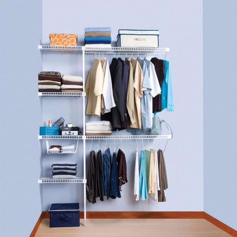 home de organizador closet para espacios