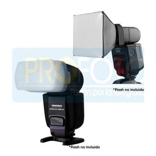 Si buscas Kit De Difusores Para Flash Tipo Cobra Y De Tapa 580 Ex puedes comprarlo con PROFOTOMX está en venta al mejor precio