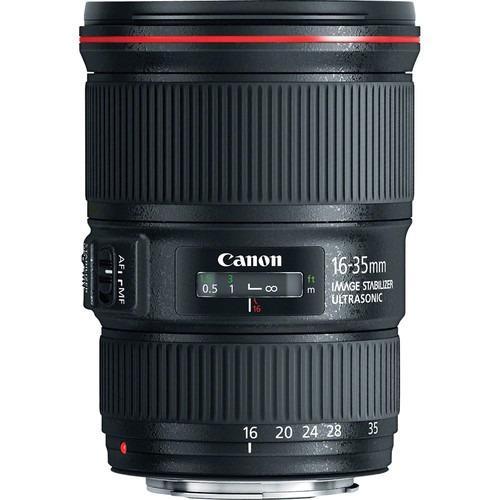 Si buscas Lente Canon Ef 16-35mm F/4l Is Usm puedes comprarlo con PROFOTOMX está en venta al mejor precio