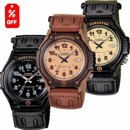 0690a2c087d7 Reloj Casio Forester Ft500 - 100% Original Cfmx - en Gustavo A ...
