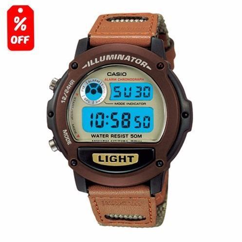28aa586c9fe9 Si buscas Reloj Casio W89 - Iluminación - 100% Original Cfmx puedes  comprarlo con CFMX