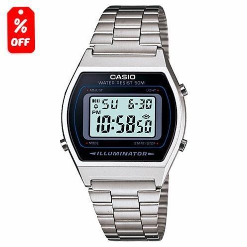 Si buscas Reloj Casio Retro Vintage B640 Plata - 100% Original Cfmx puedes comprarlo con CFMX está en venta al mejor precio