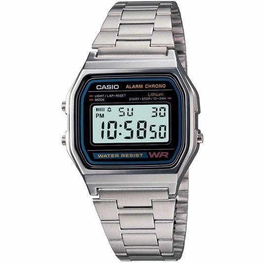 f945ee277c87 Reloj Casio Vintage A158 Plata - La670 Negro en Gustavo A. Madero ...