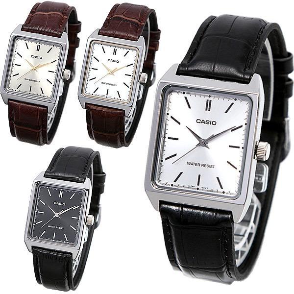 1a6ce5604a11 Reloj Caballero Casio Mtpv007 Piel Cara Dorada - Cfmx en Gustavo A ...