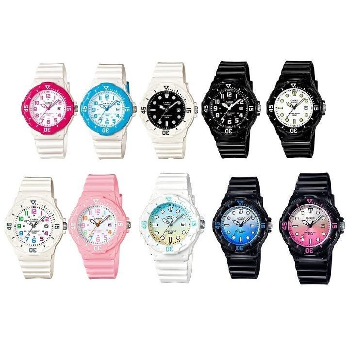 669e3787f07e Reloj Dama Casio Lrw200 Rosa Brillante - Cfmx en Gustavo A. Madero ...