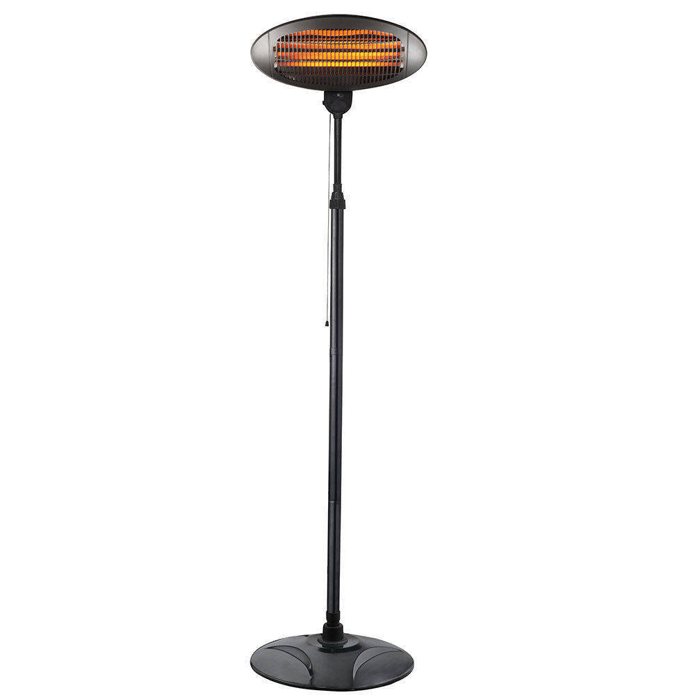 If you are looking Heller 2000W Portable Indoor/Outdoor Electric Patio Heater/Floor Pedestal you can buy to KG Electronic, It is on sale at the best price