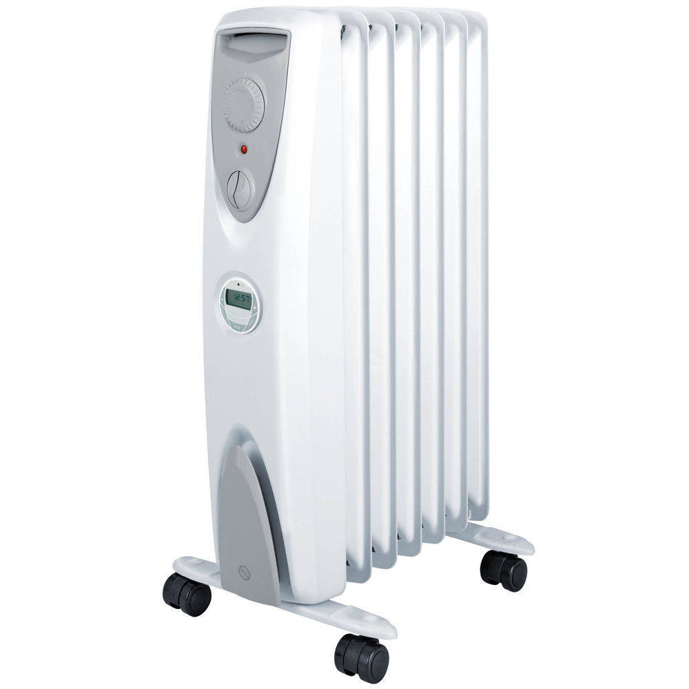 If you are looking Dimplex 1500W Freestanding 7 Column Heater w/ Timer/Castors Portable Heating you can buy to KG Electronic, It is on sale at the best price
