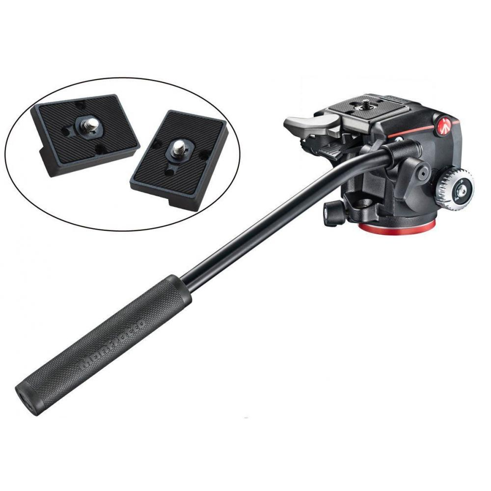 If you are looking Manfrotto MHXPRO-2W XPRO Fluid Head with Selector + Two Qr Plates for RC2 you can buy to ritzcameras, It is on sale at the best price