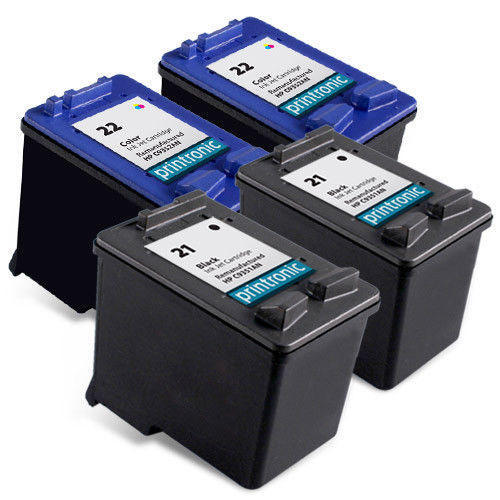 If you are looking 4 Pack HP 21 22 Ink Cartridge - FAX 1250 3180 PSC 1401 1402 1403 1406 1408 1410 you can buy to Inksmile, It is on sale at the best price