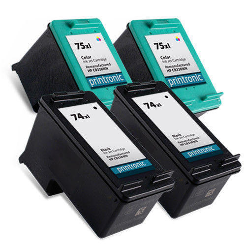 If you are looking 4 Pack HP 74XL 75XL Ink Cartridge OfficeJet J6413 J6415 J6424 J6450 J6480 J6488 you can buy to Inksmile, It is on sale at the best price