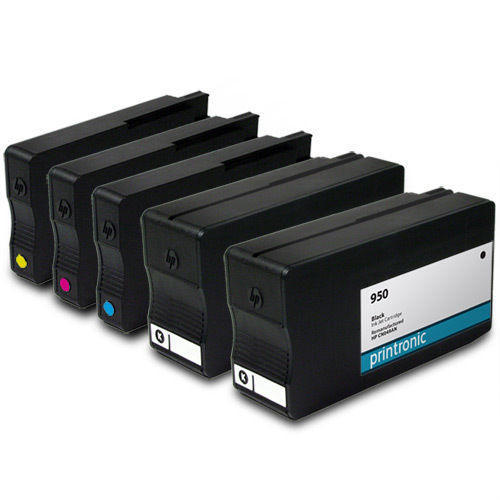 If you are looking 5PK HP 950 951 Ink Cartridges for OfficeJet Pro 251dw 8600 8610 276dw Printers you can buy to Inksmile, It is on sale at the best price