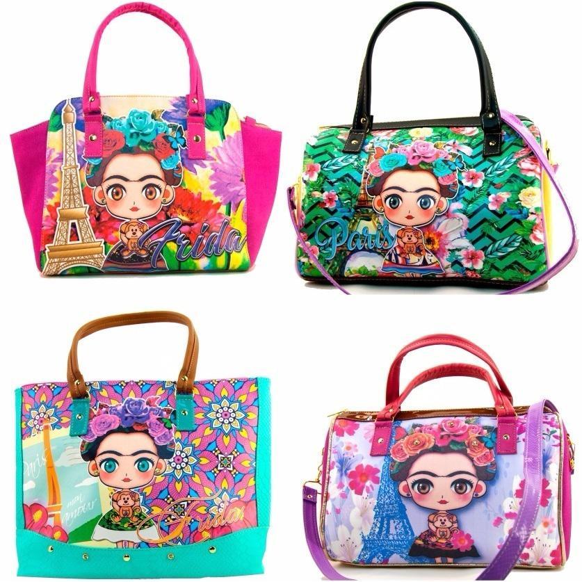 44b32d414 Hermosas Bolsas Grandes De Frida. Fabricante Bolsos Dama en León ...